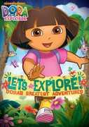Let's Explore: Dora's Greatest Adventure (DVD) at Kmart.com