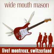 Wide Mouth Mason: Live! Montreux, Switzerland (DVD) at Kmart.com