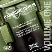 Backbone Drums, Vol 1: Backing Tracks for Applied Drumming Practice (feat. Dave Hazlewood & Dan Wright) (CD) at Kmart.com