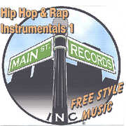 Main Street Records: Hip Hop & Rap Instrumentals, Vol. 1 (Free Style Music) (CD) at Sears.com