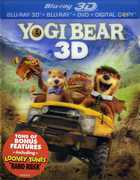 Yogi Bear 3D (3-D BluRay + DVD + Digital Copy) at Kmart.com