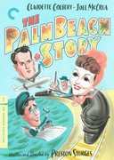 Criterion Collection: Palm Beach Story , Claudette Colbert