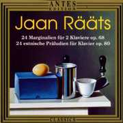 Jaan R??ts: 24 Marginalien, Op. 68; 24 Pr?ludien, Op. 80 (CD) at Kmart.com