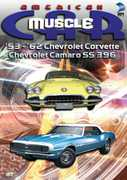American MuscleCar: '53-'62 Chevy Corvette/Chevy Camaro SS 396 (DVD) at Sears.com