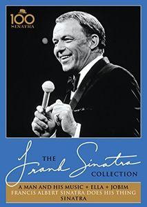 A Man And His Music+Ella+Jobim /  Francis Albert Sinatra Does His Thing