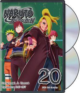 Naruto Shippuden Uncut Set 20 , Ginger Lynn