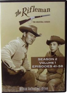 Rifleman: Season 2 - Vol 1
