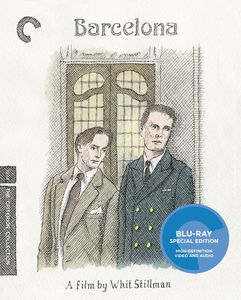 Barcelona (Criterion Collection) , Taylor Nichols