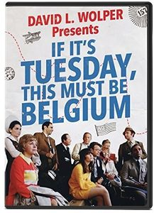 IF IT'S TUESDAY THIS MUST BE BELGIUM , Suzanne Pleshette