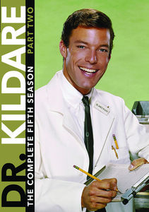 Dr. Kildare: The Complete Fifth Season , Richard Chamberlain