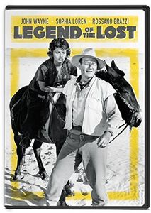 Legend of the Lost , John Wayne