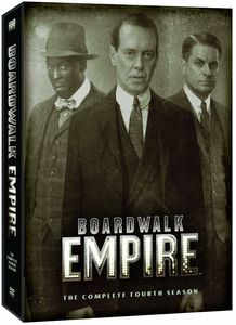 Boardwalk Empire: The Complete Fourth Season , Steve Buscemi