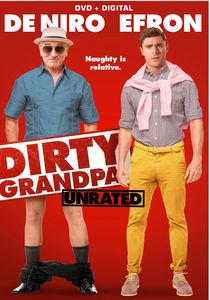 Dirty Grandpa (Unrated) , Zac Efron