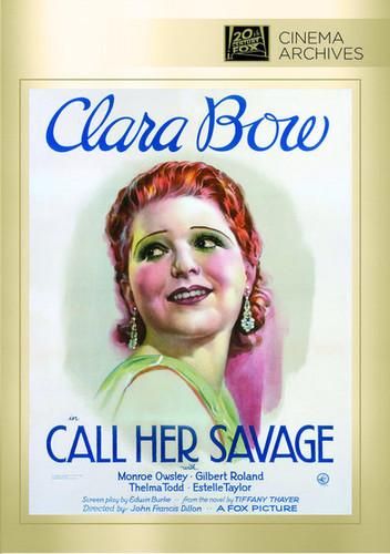 Call Her Savage (2014, DVD NEW)