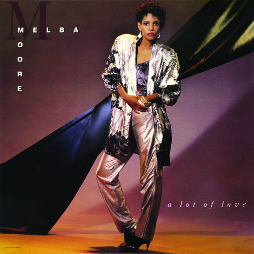 A Lot Of Love - Melba Moore (2016, CD NEW)