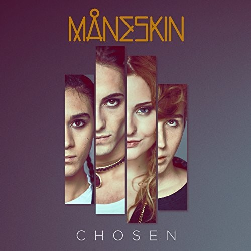 Chosen - Maneskin (2017, CD NUOVO)