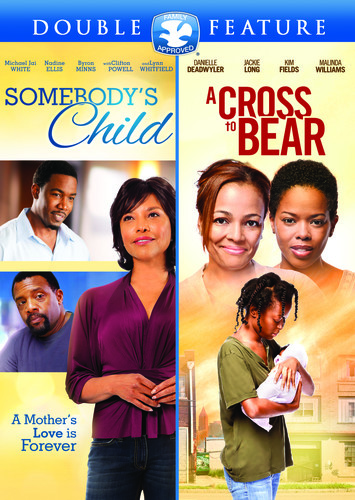 Somebody's Child / Cross To Bear Double Feature (2015, DVD NEW)