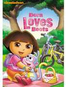 DORA LOVES BOOTS (DVD) at Sears.com
