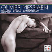 Olivier Messaien: Pr?ludes; ?tudes; Cant?yodjay? (CD) at Kmart.com