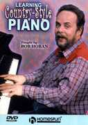 Learning Country-Style Piano, Taught by Bob Hoban (DVD) at Kmart.com