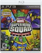 Super Hero Squad: Infinity Gauntlet /  Game
