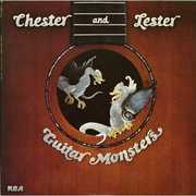 Guitar Monsters , Chet Atkins