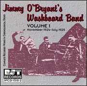 Jimmy O'Bryant's Washboard Band 1 (CD) at Sears.com