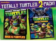 Teenage Mutant Ninja Turtles: Rise of the Turtles/Enter Shredder (DVD) at Kmart.com