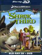 Shrek the Third 3D (3-D BluRay + DVD) at Kmart.com