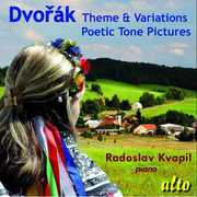 Theme & Variations / Poetic Tone Pictures (CD) at Kmart.com