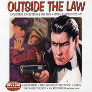 Outside the Law: Gangsters Racketeers & Feds / Var (CD) at Kmart.com