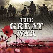 Great War: A Portrait in Music Voices & Sound / Va (CD) at Kmart.com