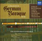 A Treasury of German Baroque Music (CD) at Kmart.com