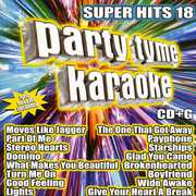 Party Tyme Karaoke: Super Hits 18 /  Various , Various Artists