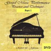 Robert L. Jefferson: Gospel Music Performance Practice and Technique, Part 1 (DVD) at Sears.com