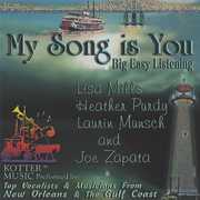 My Song Is You: Big Easy Listening (CD) at Kmart.com