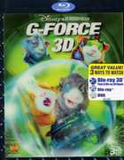 G-Force 3D (3-D BluRay + DVD) at Kmart.com