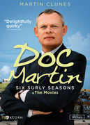 Doc Martin: Six Surly Seasons & the Movies , Martin Clunes