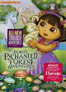 Dora the Explorer: Dora's Enchanted Forest Adventures (DVD) at Sears.com