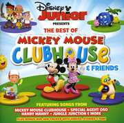 Disney Junior: Best of Mickey Mouse Clubhouse / Va (CD) at Kmart.com