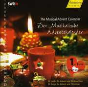 The Musical Advent Calendar (CD) at Sears.com