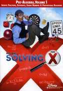 Solving for X: Pre-Algebra 1