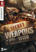 SECRET WEAPONS & SPIES OF WW II (DVD) at Kmart.com