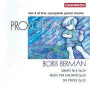 Prokofiev: Vol. 3 of Complete Piano Music (CD) at Kmart.com