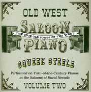 Old West Saloon Piano 2 (CD) at Kmart.com