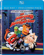 Muppets Take Manhattan (Blu-Ray + DVD) at Kmart.com
