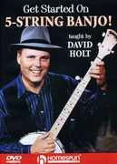 Get Started on 5 String Banjo (DVD) at Sears.com