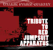 Vitamin String Quartet to the Red Jumpsuit / Var (CD) at Sears.com