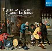Treasures of Claude Le Jeune , Huelgas Ensemble