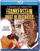 Frankenstein Must Be Destroyed , Peter Cushing